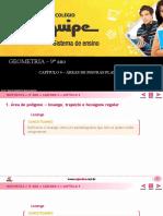 AULA 4 - GEOMETRIA - ÁREAS DE FIGURAS PLANAS