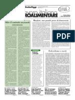 il lavoro italiano agroalimentare anno 13 numero 1