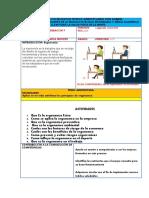 EDUCACIÓN FISICA 11, GUIA 4