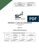 EST_ARMADO DE ANDAMIOS PERI