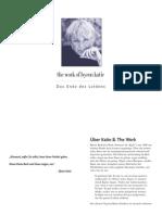 Byron Katie - Das Ende allen Leidens