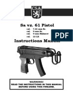 Sa_vz_61_Pistol_Instructions_Manual