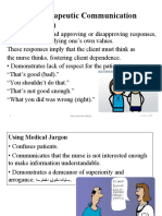Nontherapeutic-Communication Technique 8 -2020.ppt