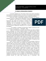 Panorama do design contemporâneo brasileiro