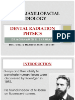 9-Dental radiation physics