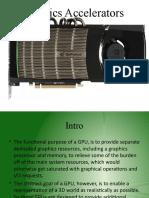 Graphics Accelerators