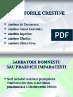 Sarbatorile Crestine Prezentare Power Point