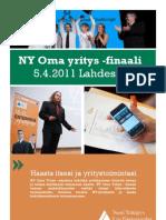 NY_Oy Finaali 2011