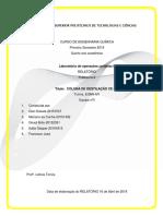 destilacao CE 600 Relatório Final