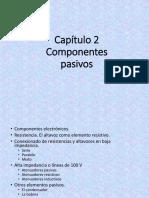 02 Componentes pasivos