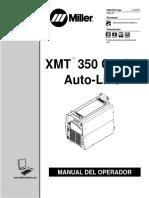 MANUAL DE OPERADOR-PARTES ELECTRO MILLER XMT 350 CC-CV.pdf
