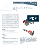 Explicit Modeling in Use at Van Beek Conveys Quality and Flexibility