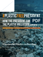 Presidential Plastics Action Plan