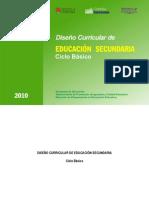 Diseño curricular - edu_d_c_2010_s