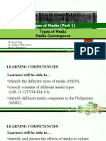 3.MIL 4. Types of Media (Part 1)- Types of Media and Media Convergence.pptx