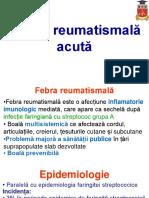 Febra Reumatismală Acută_0