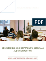 3 exercices comptag