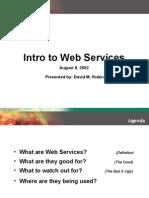 Softstar Web Services Presentation