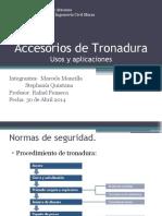 Accesorios de Tronadura