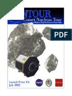 Contour Comet Nucleus Tour Launch Press Kit