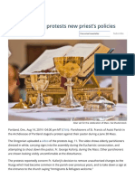 Portland parish protests new priest's policies.pdf