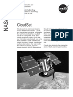 NASA Facts CloudSat