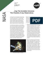 NASA Facts Exploring the Invisable Universe The Chandra X-ray Observatory