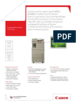 imageRUNNER ADVANCE C5000 Series Flyer_tcm14-681933