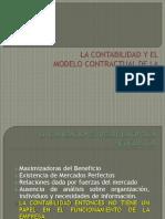 LA CONTABILIDAD Y EL MODELO CONTRACTUAL