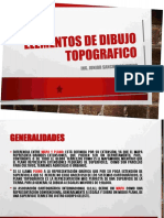 AA Nº4. ELEMENTOS DE DIBUJO TOPOGRAFICO