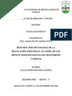 RESUMEN TRANSTORNOS_MAYORAL_ALONSO_DULCE_MARIA