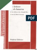 Le lettere di el-Amarna Le lettere dei Grandi Re by Mario Liverani (z-lib.org).pdf