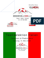 BDEM Reisebericht-Piedimulera