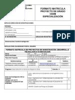 DAGOBERTO Y LUIS FICHA