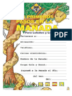 Primeros pasos en la manada - Guías y Scouts de Costa Rica