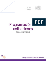 Ficha informativa PA-COSDAC