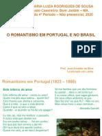 Romantismo Em Portugal e No Brasil