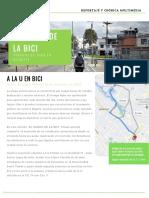 Crónica - A la U en Bici