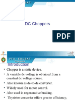 DC-Choppers