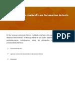 Construcción de contenidos en documentos de texto (1)