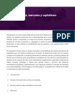 Creación de valor, mercados y capitalismo (1)