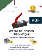 COURS DE DESSIN TECHNIQUE 3ème ANNEE.pdf