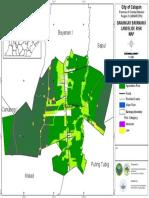 Bayanan II Landslide Risk Map