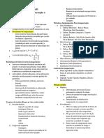 Resumo P1 Solos II