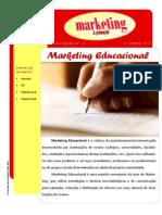 Pub Caderno Marketing Educacional
