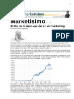 Marketisimo - Fin Innovación