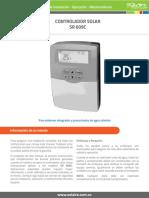 Esp Manual SR 609C