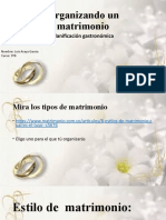 Organizando un matrimonio Flexibilizacion.pptx