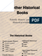 7. Other Historical Accounts