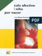 El vinculo afectivo con el ni_o por nacer - Luz Fernandez-1